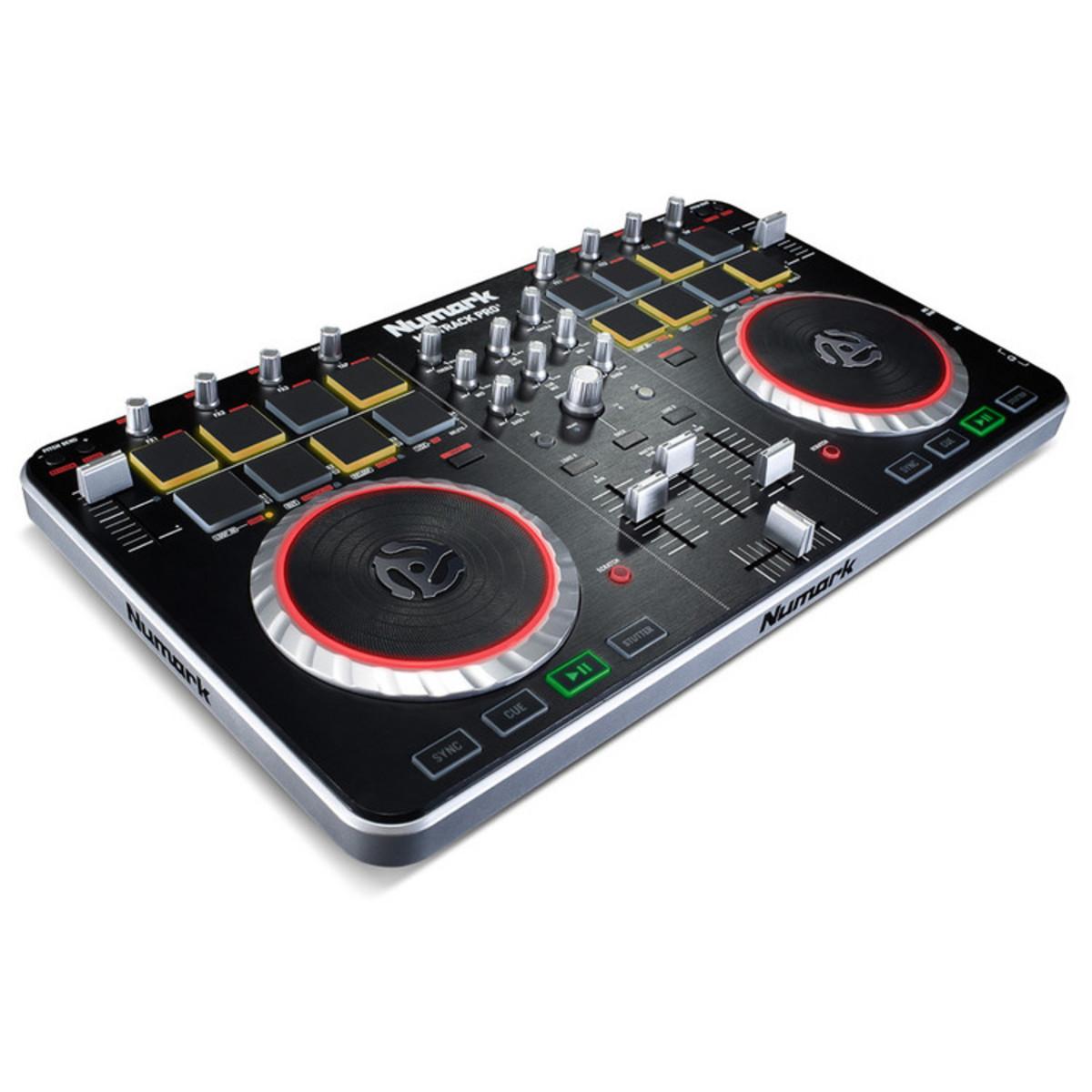 Numark Mixtrack Pro Ii : numark mixtrack pro ii 2 channel dj controller nearly new at gear4music ~ Hamham.info Haus und Dekorationen