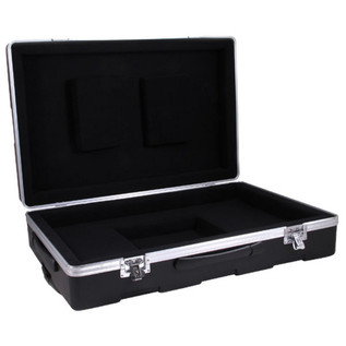 Moog Moulded ATA Road Case w/ Handle, Wheels and Logo