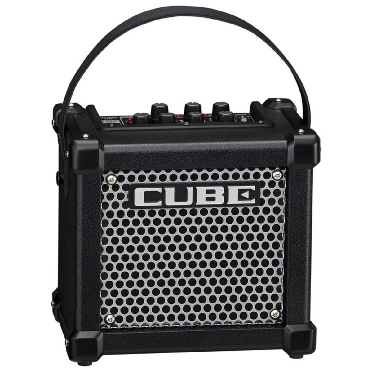 Roland MICRO CUBE GX Guitar Amplifier, Black