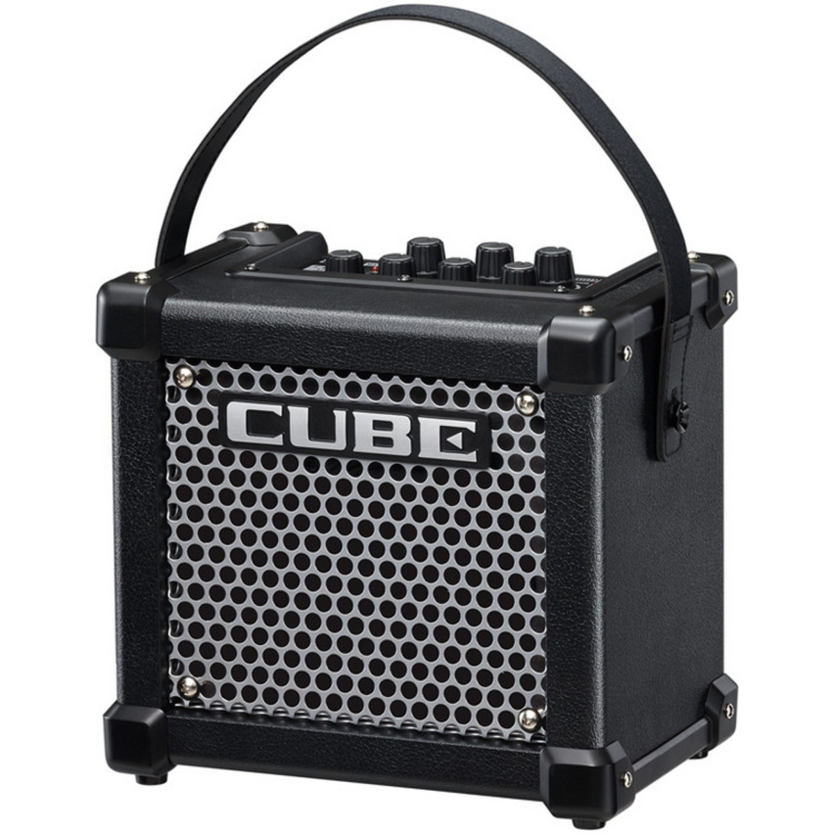 roland micro cube gx guitar amplifier black at gear4music. Black Bedroom Furniture Sets. Home Design Ideas