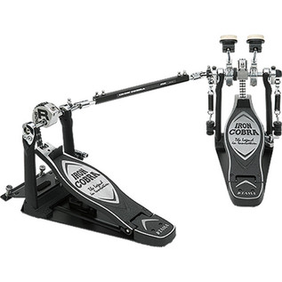 Tama HP900RSWN Iron Cobra Rolling Glide Double Pedal with Case