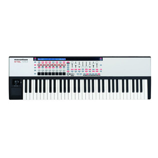 Novation 61 SL Mk2 MIDI Controller Keyboard