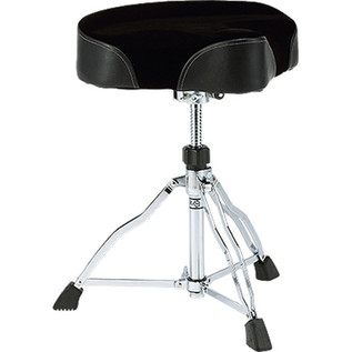 Tama HT530C First Chair Wide Rider Cloth Top Drum Throne