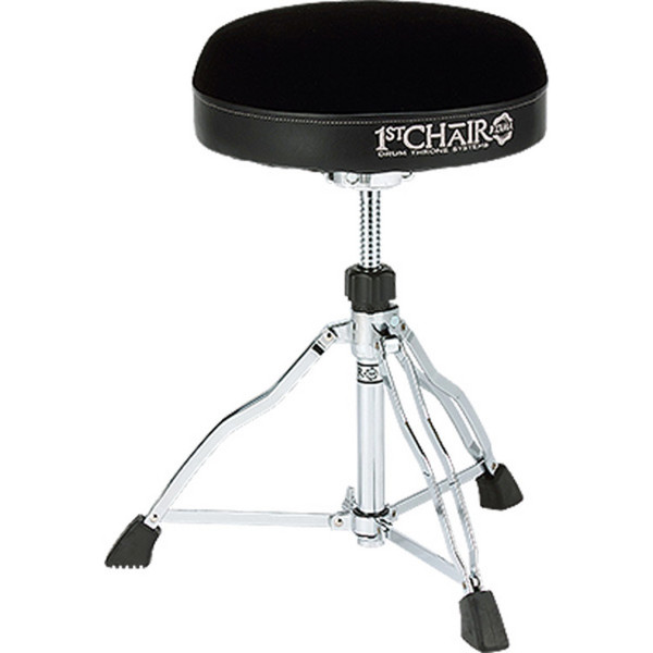 Tama HT630C First Chair Round Rider Cloth Top Drum Throne