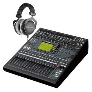 Yamaha 01V96i Digital Mixer & Free Beyerdynamic DT770 Headphones