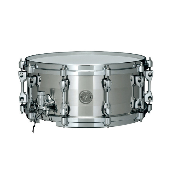 Tama STARPHONIC 14'' x 6'' PSS146 Snare Drum, Stainless Steel