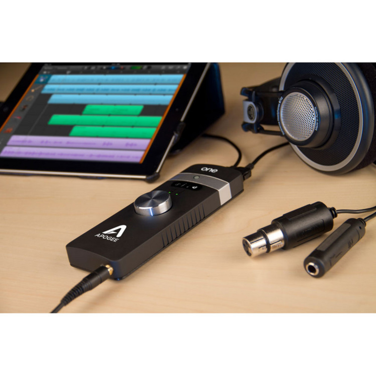 Apogee One Usb Mic And Audio Interface For Ipad Mac At Gear4music Xlr Charger Wiring Diagram Loading Zoom