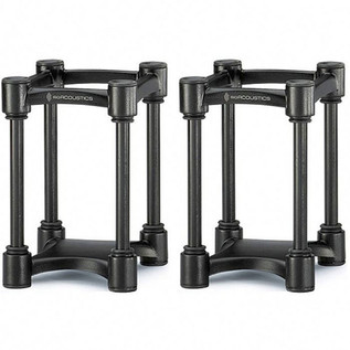ISO Acoustics L8R155 Speaker Isolation Stands,