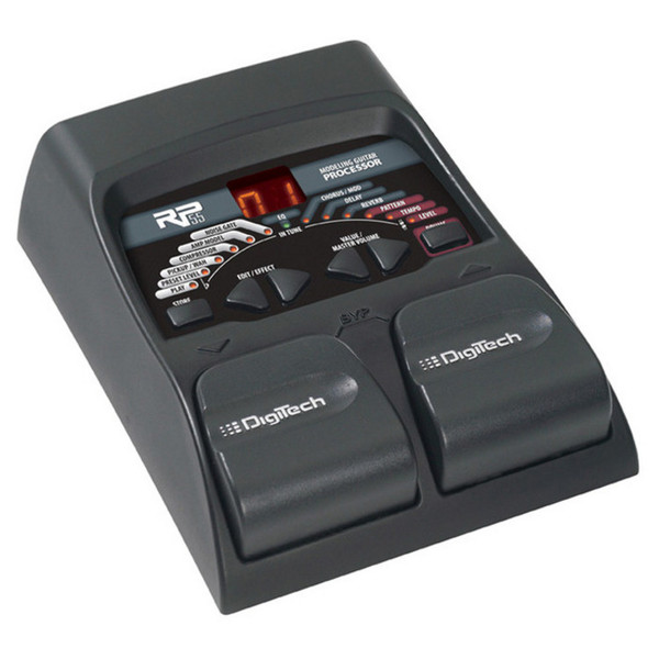 DigiTech RP55 Guitar Multi-FX Processor Angle