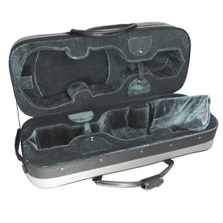 GSJ Double Violin Case 2x 4/4