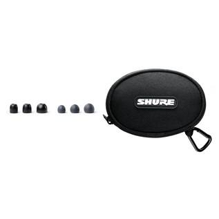 Shure SE215 Sound Isolation Earphones, Black