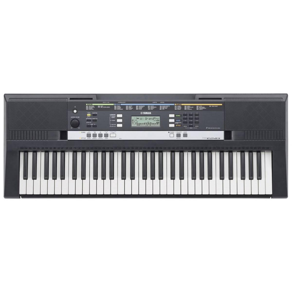 Yamaha psre243 tragbares keyboard mit st nder bank und for Yamaha credit application