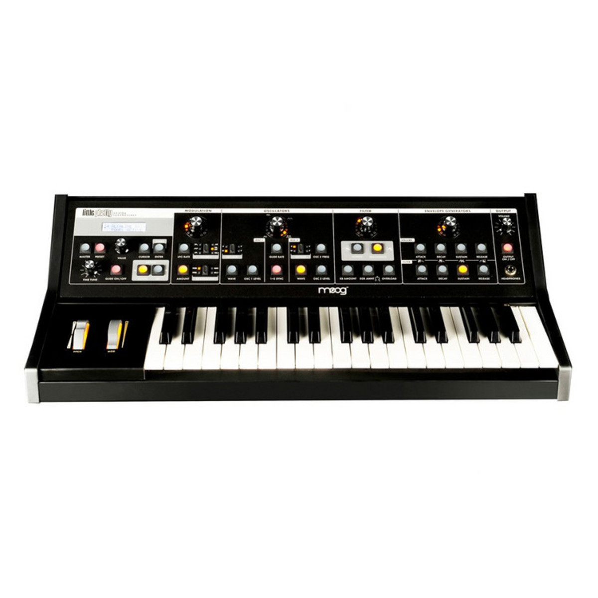 MOOG Little Phatty Stage II Synthesizer Driver