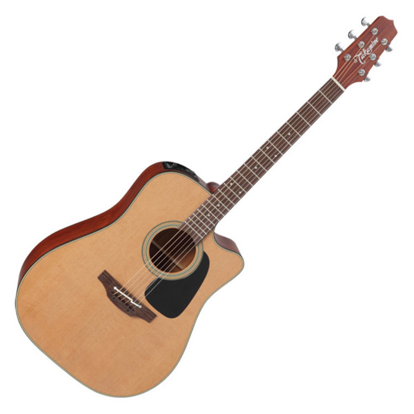 Takamine Pro P1DC Dreadnought Cutaway Electro-Acoustic, Natural