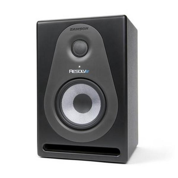 Samson Resolv SE5 Active Studio Monitor, Single, Front