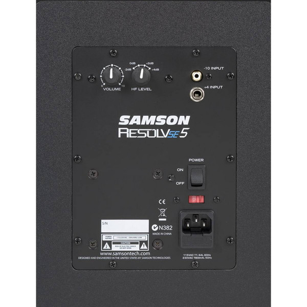Samson Resolv SE5