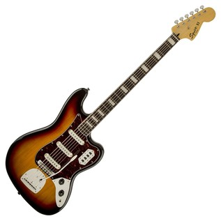 Squier by Fender Vintage Modified Bass VI, 3-Tone Sunburst