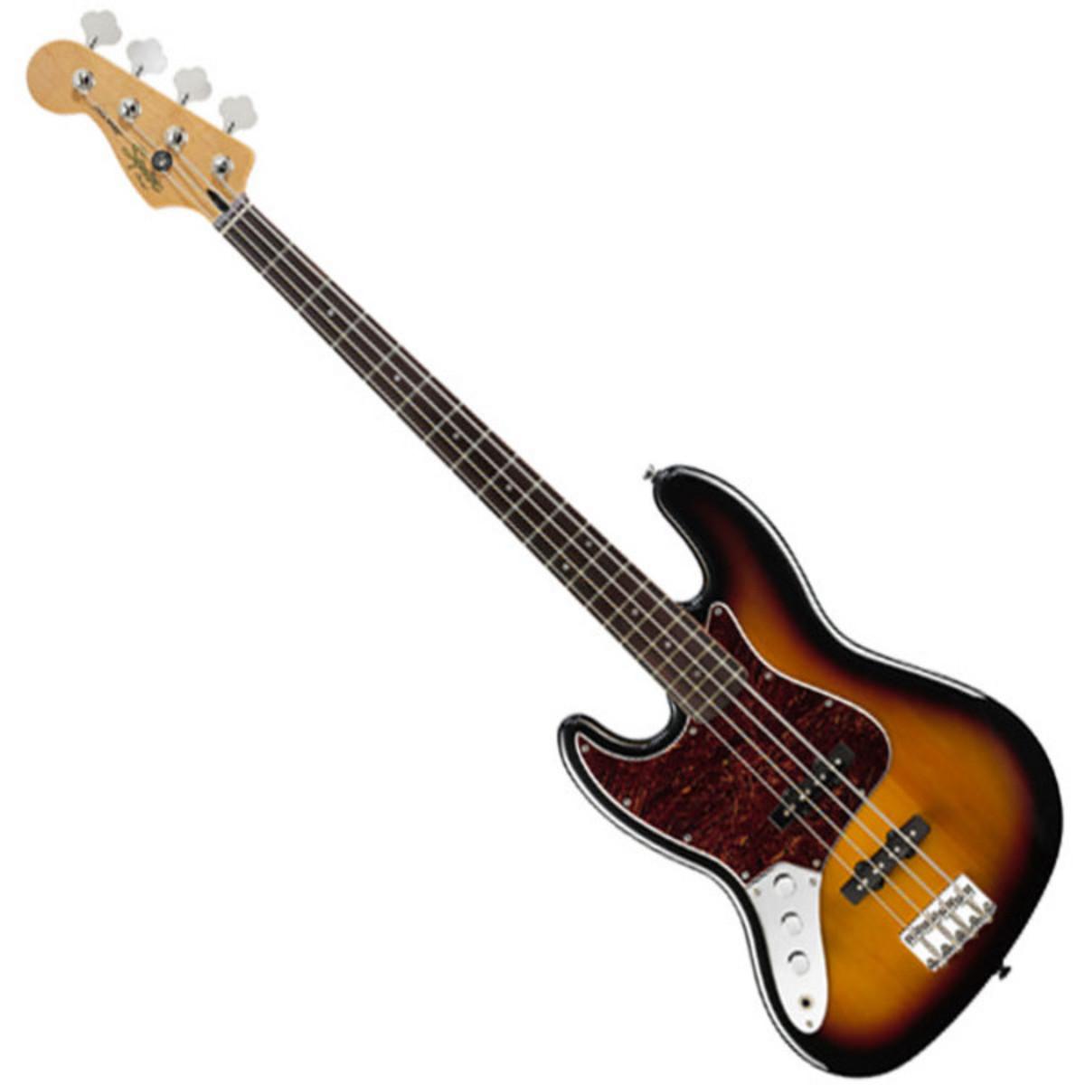 squier by fender vintage modified jazz bass left handed 3ts at. Black Bedroom Furniture Sets. Home Design Ideas