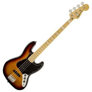 Squier Vintage Modified '77 Jazz Bass, 3-Tone Sunburst