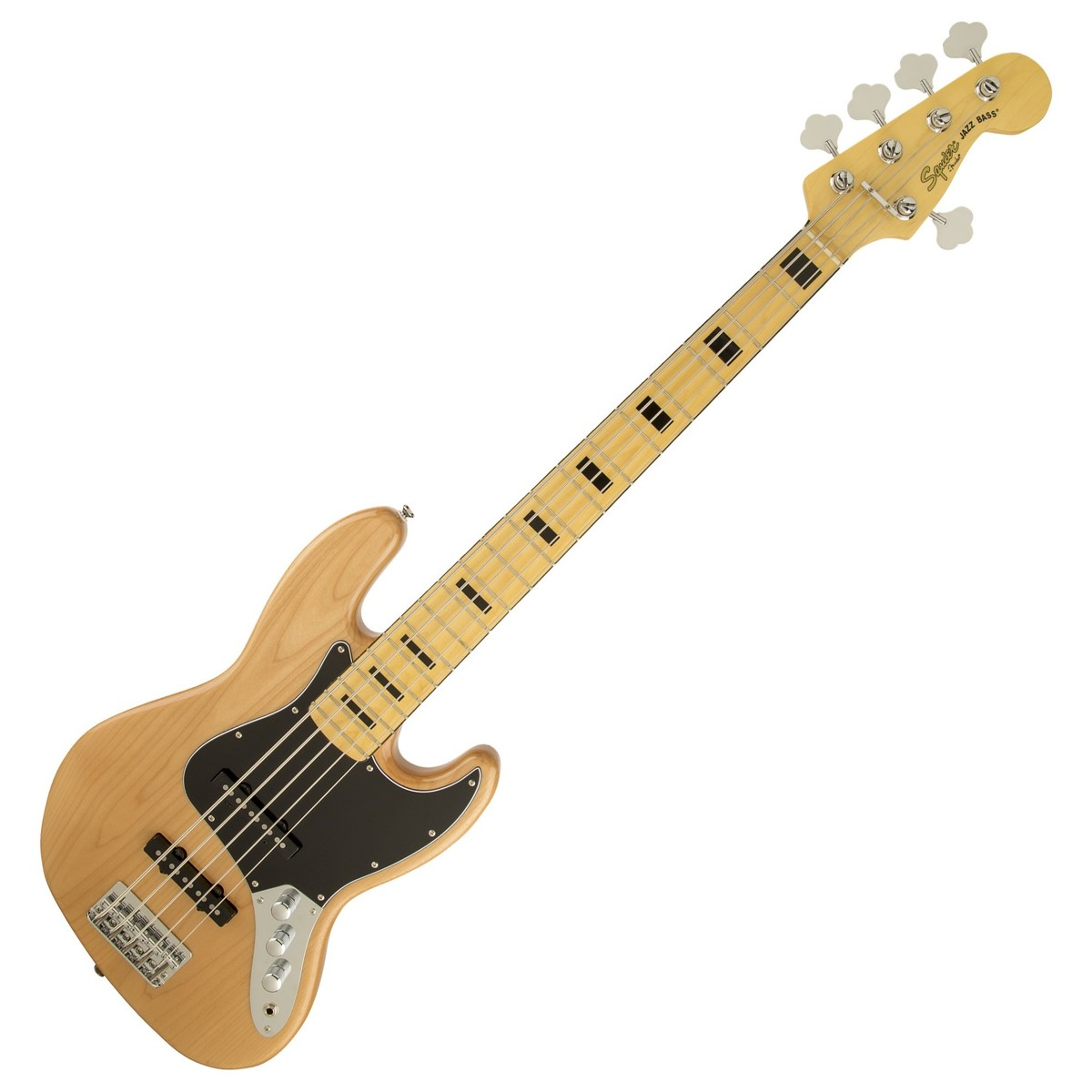 Squier Vintage Modified Jazz Bass V 5