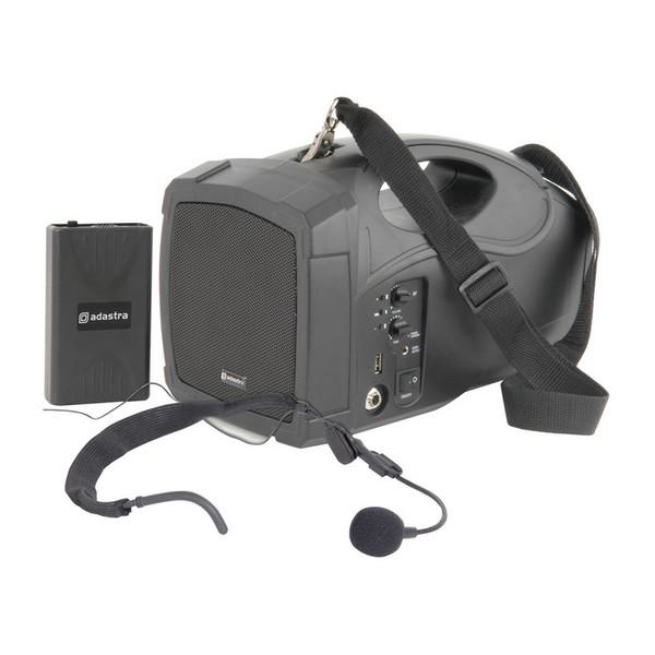 AVSL H25 Handheld PA with Head Mic