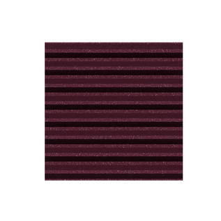 Universal Acoustics Mercury Wedge Burgundy 300 x 55 Plan View