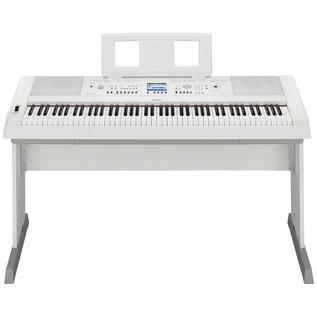 Yamaha Portable Grand DGX-650