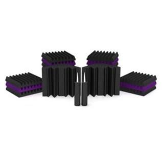 Universal Acoustics Mercury 1 Solar System Kit Purple and Charcoal