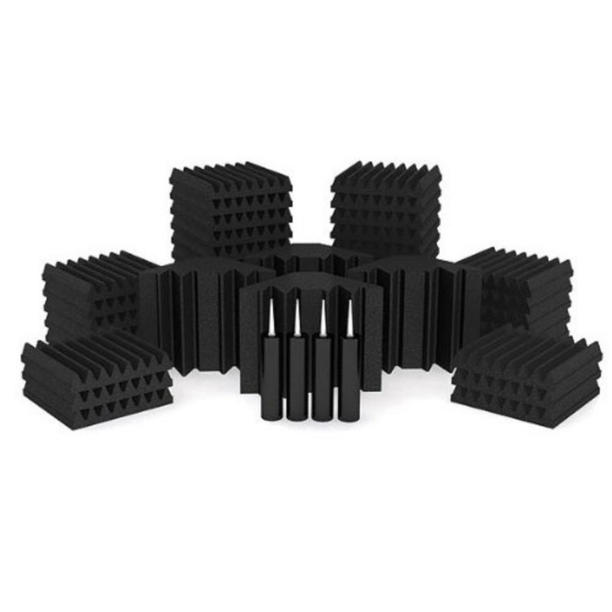 Click to view product details and reviews for Universal Acoustics Mercury 2 Solar System Kit Charcoal.