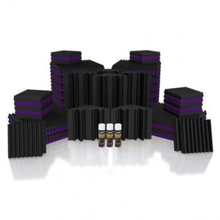 universal acoustics mercury 4 solar system charcoal and purple