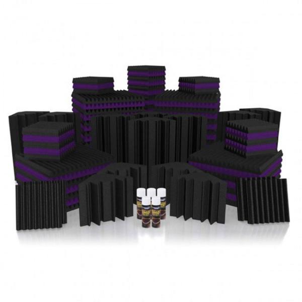 Universal Acoustics Mercury 6 Solar System Purple Charcoal
