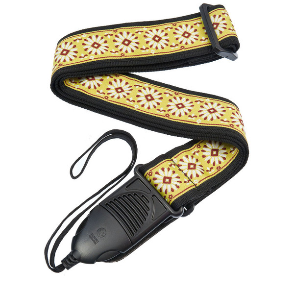 planet waves monterey guitar strap