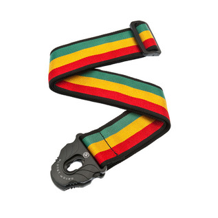 planet waves Jamaica lock guitar strap
