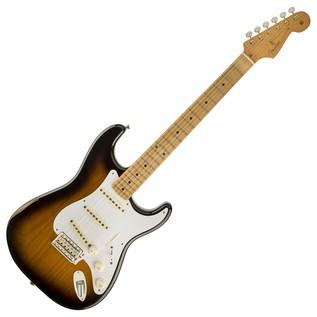 Fender Road Worn 50s Stratocaster, MN, 2-Tone Sunburst