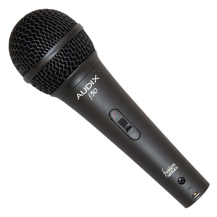 Audix OM2/S Dynamic Vocal Mic with Switch