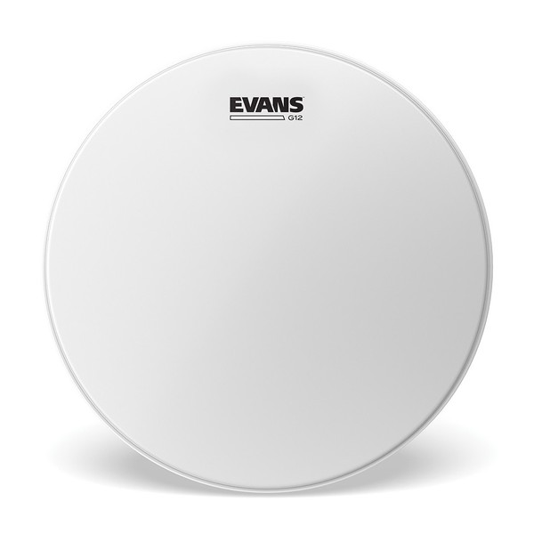 evans drum head 12mm single ply G12