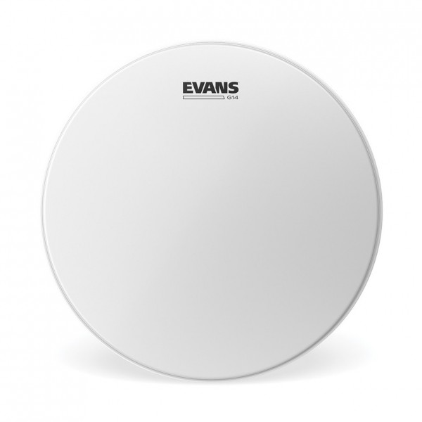 evans single ply drum head 14 mm G14