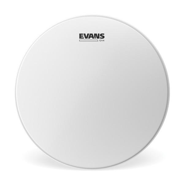 evans drum head 14 inch 14 mil
