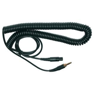 AKG EK500 S Coiled Headphone Cable, 5m, 3.5mm Jack Plug To Mini XLR