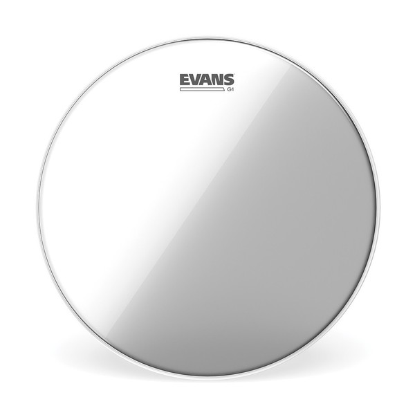 Evans G1 Clear Bass Drum Head, 22 Inch