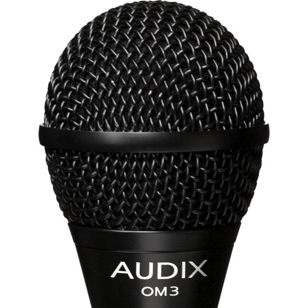 Audix OM3/S Dynamic Vocal Mic with Switch