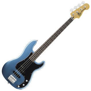 Squier by Fender Vintage Modified P-Bass PJ, Lake Placid Blue