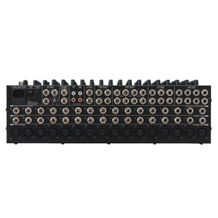 Mackie 1604-VLZ4 16 Channel Analog Mixer, Rear