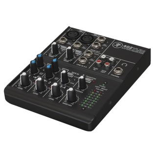 Mackie 402VLZ4 4 Channel Analogue Compact Mixer