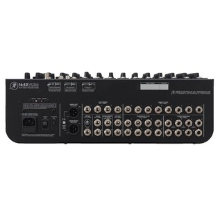 Mackie 1642-VLZ4 16 Channel Analog Mixer, Rear