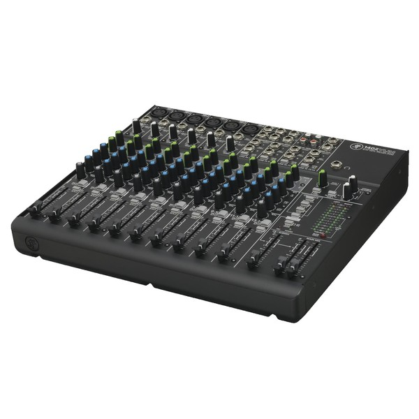 Mackie 1402-VLZ4 14 Channel Analog Mixer