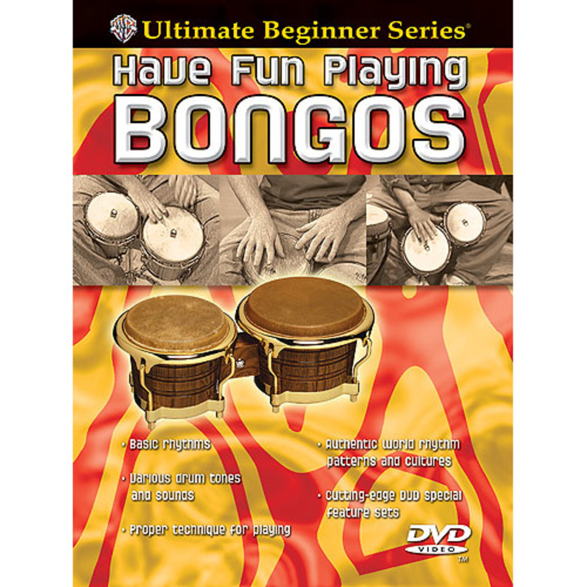 Click to view product details and reviews for Ultimate Beginners Bongos Dvd.