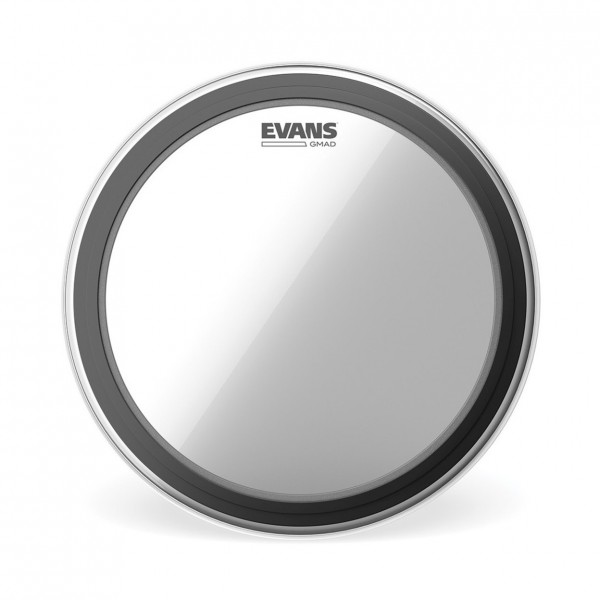 Evans GMAD Batter Clear Drumhead 26''