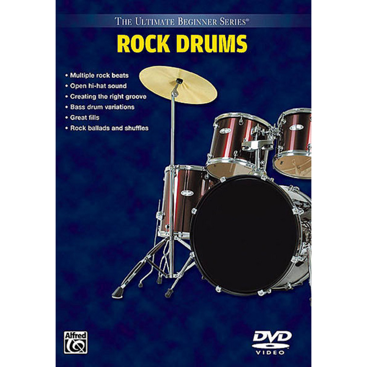 Click to view product details and reviews for Rock Drums Basics Dvd.