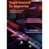 Teach Yourself to Improvise on Keyboard - Knjiga & CD